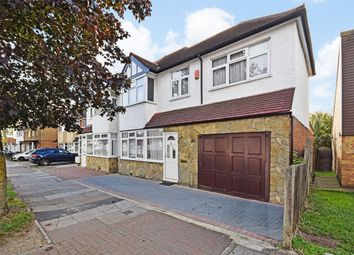 Thumbnail 4 bed semi-detached house for sale in Eton Avenue, Wembley, Middlesex