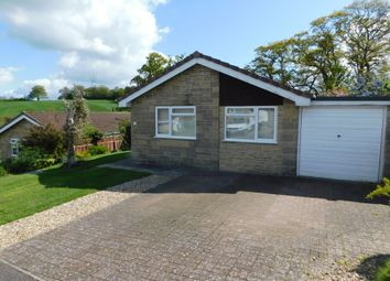 Thumbnail 4 bed detached bungalow for sale in Woodbury Way, Axminster