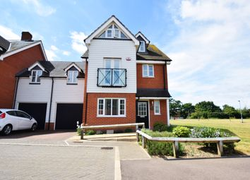 Thumbnail 4 bedroom link-detached house for sale in Fortress Fields, Great Waldingfield, Sudbury