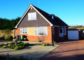 Thumbnail 3 bed detached bungalow for sale in Alford Way, Bexhill-On-Sea, East Sussex