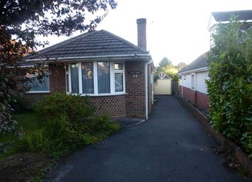 Thumbnail 3 bedroom detached bungalow for sale in Coates Road, Southampton