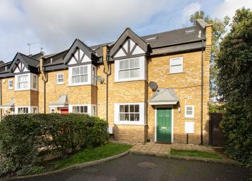 Thumbnail 4 bed end terrace house to rent in Woodland Mews, London