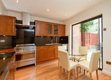 Thumbnail 4 bedroom town house to rent in Windsor Way, Brook Green, London