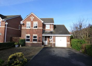 Thumbnail 4 bed detached house for sale in Ruspridge Close, Abbeymead, Gloucester