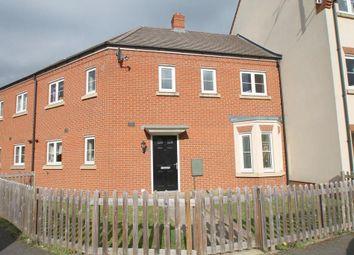 Thumbnail 3 bedroom terraced house for sale in Webbs Way, Tewkesbury