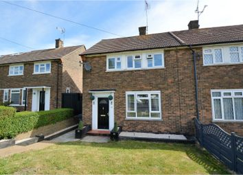 Thumbnail 3 bed terraced house for sale in Carpenter Path, Brentwood