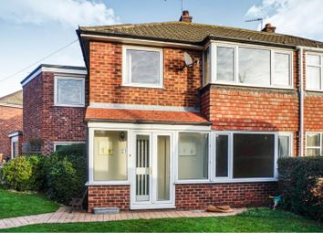 Thumbnail 4 bed semi-detached house for sale in Coldstream Avenue, Warmsworth, Doncaster