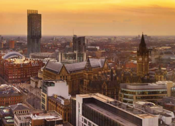 Thumbnail 3 bed flat for sale in Deansgate, Manchester