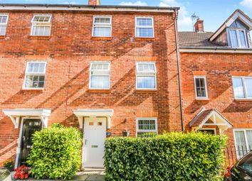 Thumbnail 3 bed terraced house for sale in Gibbards Close, Sharnbrook, Bedford