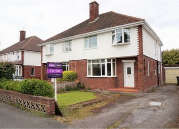 Thumbnail 3 bed semi-detached house for sale in Knights Crescent, Tettenhall, Wolverhampton