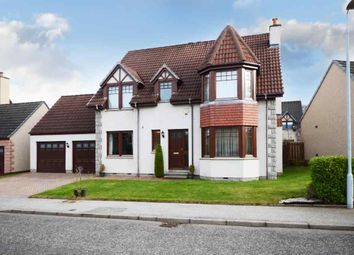 Thumbnail 5 bedroom detached house for sale in Macaulay Place, Hazlehead, Aberdeen