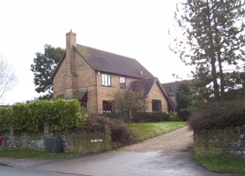 Thumbnail 4 bed detached house to rent in The Croft, Spratton Road, Brixworth, Northampton