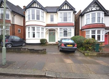 Thumbnail 5 bedroom detached house to rent in Church Crescent, Finchley
