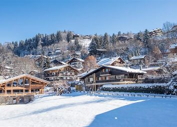 Thumbnail 5 bed apartment for sale in Megeve, Haute-Savoie, France