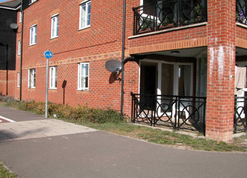 Thumbnail 2 bed flat for sale in Richard Hillary Close, Ashford, Kent
