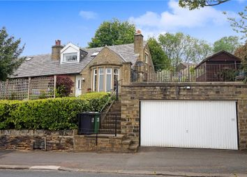 Thumbnail 3 bedroom semi-detached bungalow for sale in Heaton Road, Huddersfield