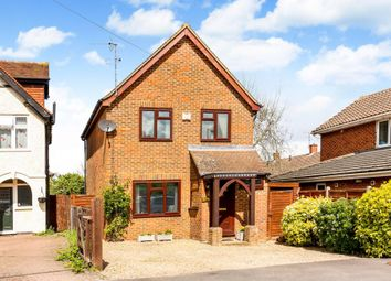 Thumbnail 3 bed detached house for sale in Albert Road, Bracknell