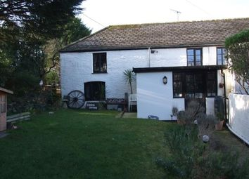 Thumbnail 3 bed semi-detached house for sale in Wadebridge, Cornwall