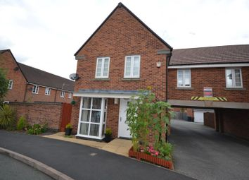 Thumbnail 3 bed link-detached house for sale in Phoenix Place, Chapelford Village, Warrington