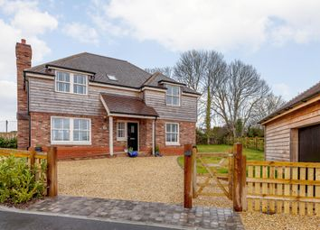 Thumbnail 4 bed detached house for sale in St. Peters Court, Havenstreet, Ryde, Isle Of Wight