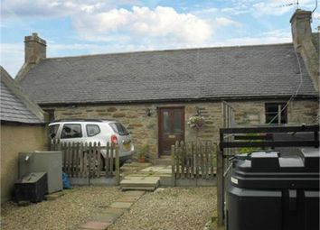Thumbnail 1 bed semi-detached house for sale in 23 Back Street, Newmill, Keith