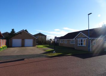 Thumbnail 4 bed bungalow for sale in Lindisfarne Close, Hartlepool
