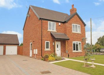 Thumbnail 4 bed detached house for sale in Fox Close, Dudleston Heath, Ellesmere