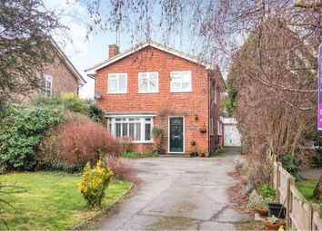 Thumbnail 4 bed detached house for sale in Trinity Road, Rayleigh