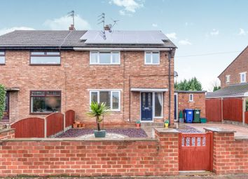 Thumbnail 3 bed semi-detached house for sale in Levet Road, Doncaster, South Yorkshire