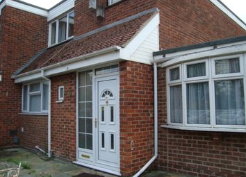 Thumbnail 5 bed semi-detached house to rent in Waterloo Street, Southsea