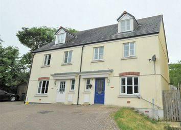 Thumbnail 4 bed semi-detached house for sale in Swans Reach, Swanpool, Falmouth