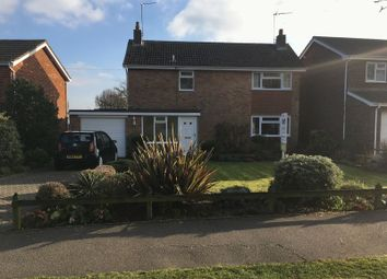 Thumbnail 3 bed detached house for sale in Waters Avenue, Carlton Colville, Lowestoft