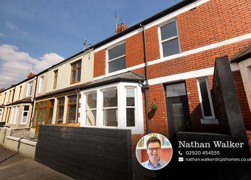 3 bed terraced house for sale in Norfolk Street, Canton, Cardiff CF5