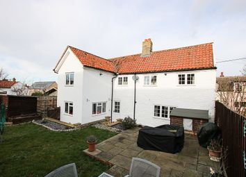 Thumbnail 3 bed detached house for sale in Laburnum Lane, Burwell