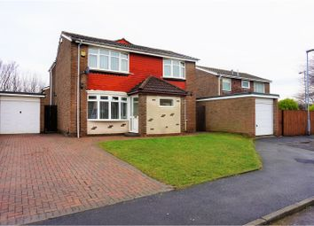 Thumbnail 4 bed detached house to rent in Birchwood Road, Middlesbrough