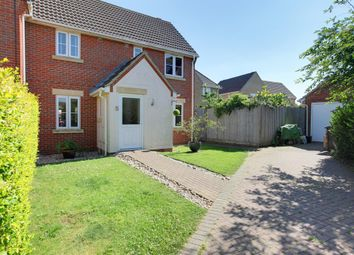 Thumbnail 3 bedroom semi-detached house for sale in Maple Way, Dunmow