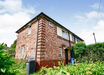 Thumbnail 3 bed semi-detached house for sale in Gloucester Road, Widnes, Cheshire