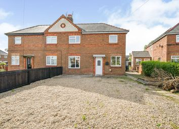 Thumbnail 3 bed semi-detached house for sale in Brunswick Square, Billinghay, Lincoln, Lincolnshire