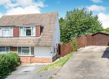 Thumbnail 3 bedroom bungalow for sale in Ridge Close, Portslade, Brighton
