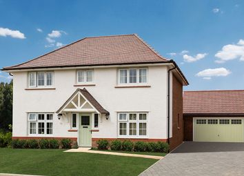 "Thumbnail 4 bed detached house for sale in ""Harrogate"" at Goudhurst Road, Marden, Tonbridge"