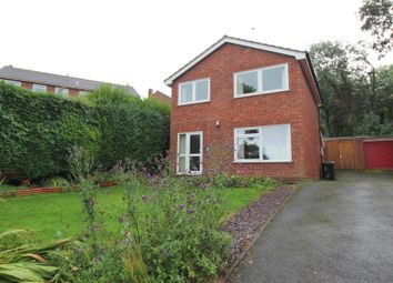 Thumbnail 3 bed detached house to rent in Larchfield Close, Malvern