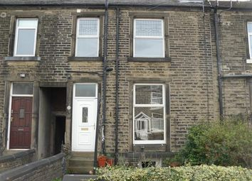 Thumbnail 1 bed terraced house to rent in Broomfield Road, Marsh, Huddersfield