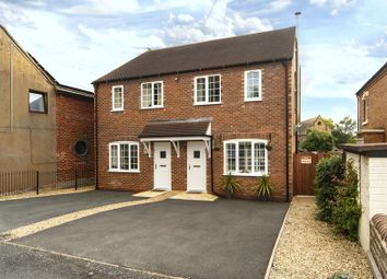Thumbnail 3 bed semi-detached house for sale in Burnt Hall Lane, Madeley, Telford, Shropshire.