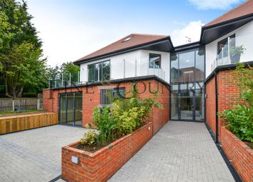 Thumbnail 3 bed flat for sale in Mayfair Lodge, Eden Avenue, Chigwell