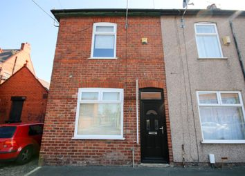 Thumbnail 3 bed end terrace house to rent in Clifford Street, Eccles, Manchester