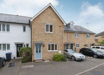 Thumbnail 2 bed terraced house for sale in Old Printworks Close, Whitstable