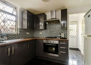 Thumbnail 3 bed terraced house to rent in Dundee Road, London