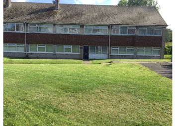Thumbnail 3 bed flat for sale in Maple Close, Barry