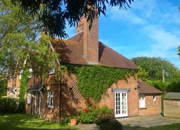Thumbnail 4 bed cottage to rent in The Street, Selmeston, Polegate