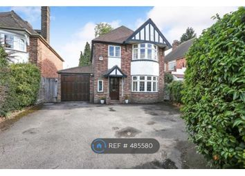 Thumbnail 3 bed detached house to rent in Water Orton Road, Birmingham